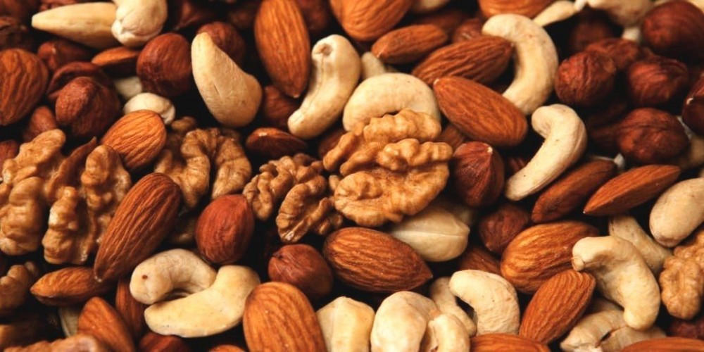 which nuts are most healthy