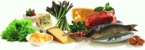 low-carbohydrate diet foods