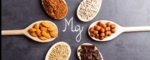 magnesium and chocolate