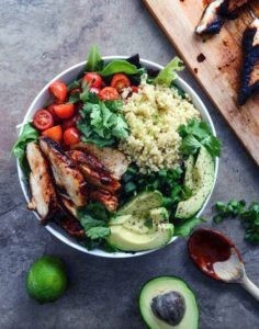 lose weight quinoa
