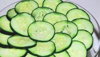 cucumber moisture