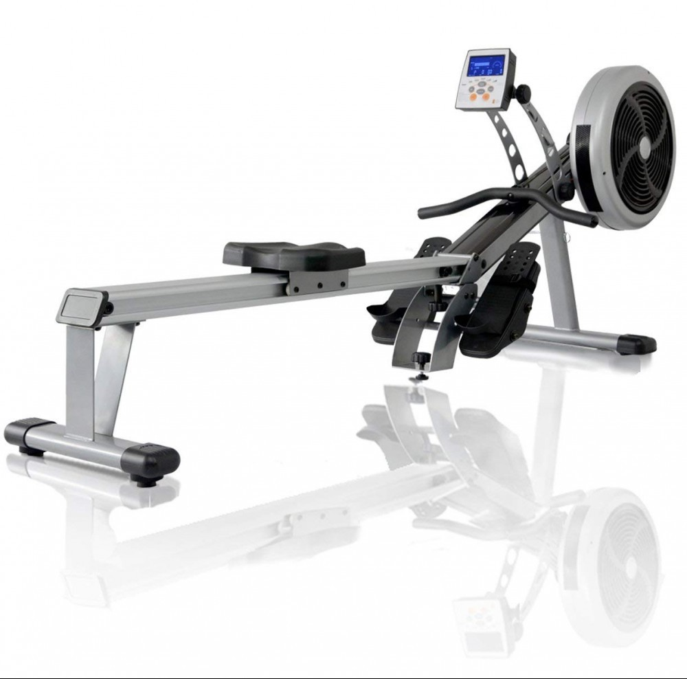 JTX Freedom Air Rower_ Foldable Superior Rowing Machine