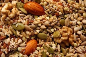 Seeds-nuts-grain