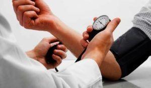 high blood pressure lowering
