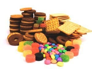 refined carbohydrates-and-sugars (cookies and candies)