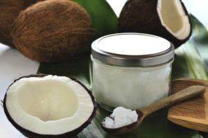extra-virgin coconut oil