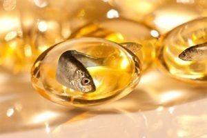 omega-3 fish capsule
