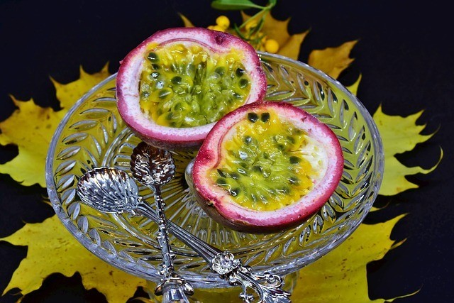 Health benefits passion fruit