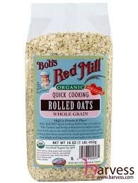Pack of rolled oats