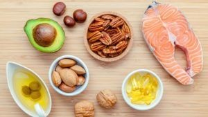 healthy fatty acids