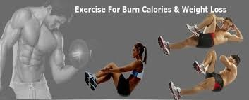 best exercises burn calories