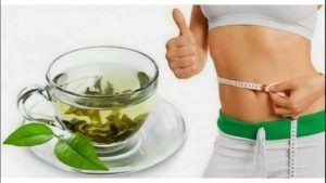 Green Tea and lose belly fat