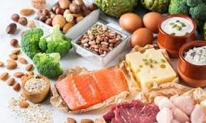Healthy proteins options