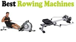 what are the best rowingmachines