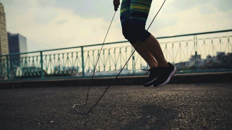 jump rope lose weight