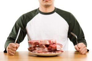 to much protein