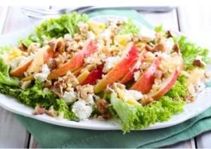 Lunch # 3: Apple salad