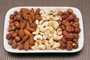 unroasted nuts