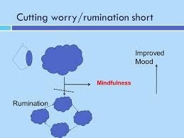 Mindfulness improves the mood
