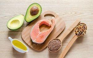 healthy omega-3 fats