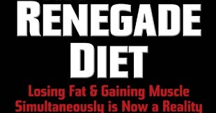The Renegade Diet plan