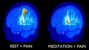 rest and pain - meditation and pain