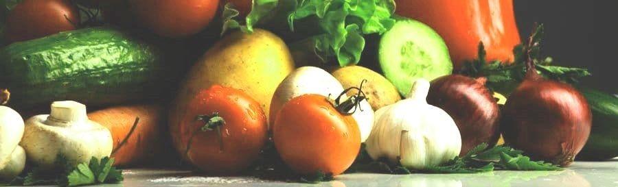 fiber vegetables