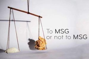To MSG or not to MSG