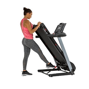 Treadmill-easy-collapsible
