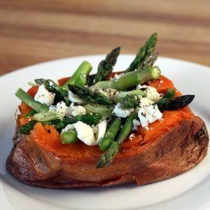 sweet-potato asparagus
