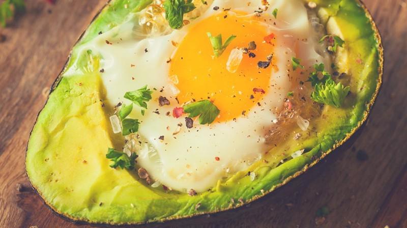 egg avocado breakfast recipes