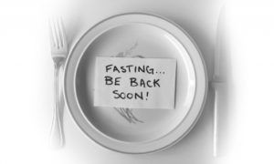 Fasting Be Back Soon