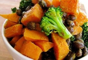 sweet-potato broccoli
