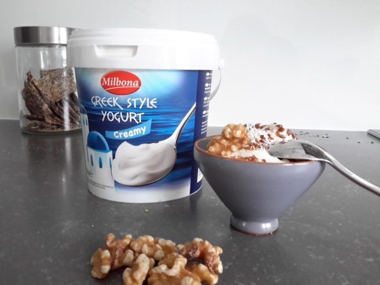 Greek yogurt creamy