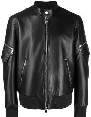 Designer Men Leather Coats Jackets