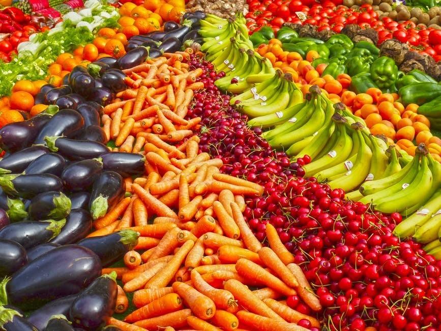 paleo fruits