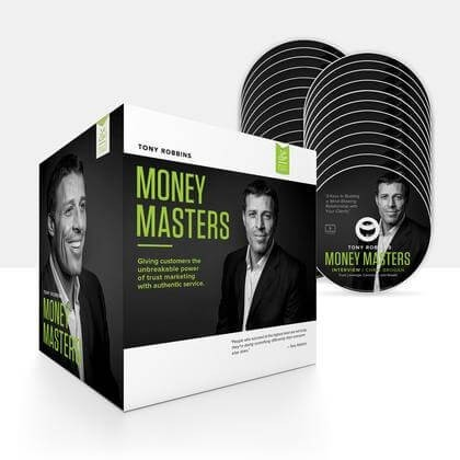 Anthony Robbins Money Master