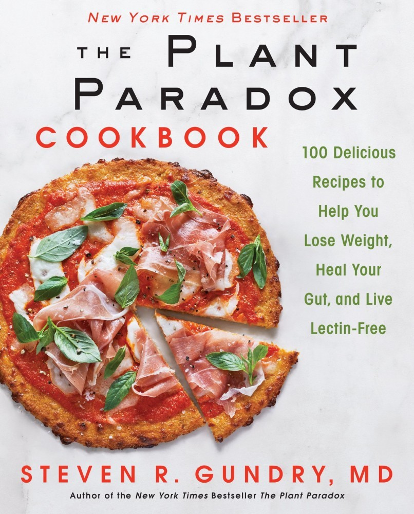 dr gundry plant paradox cookbook