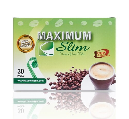 Maximum Slim Green Coffee