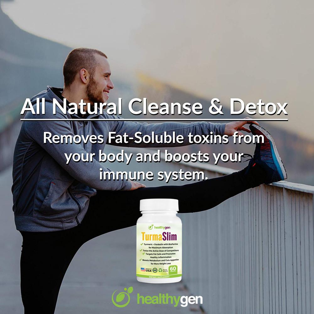 HeatlhyGen Detox and cleanse