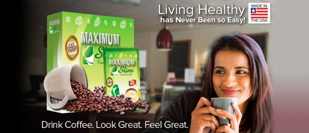 Maximum Slim Green Coffee For Better Health