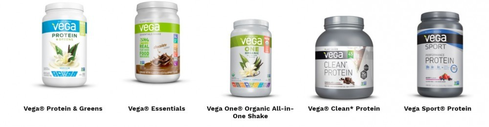 Vega supplements