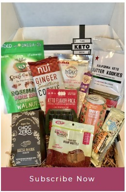 the monthly keto box