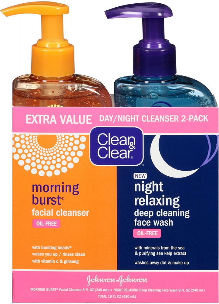 Clean And Clear Facial Cleanser Wash Review