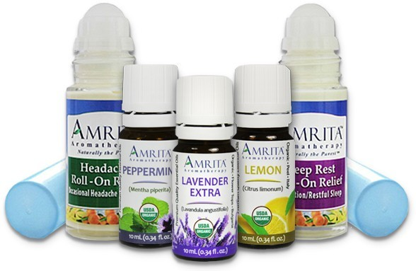 cleanse and detox with essential oils