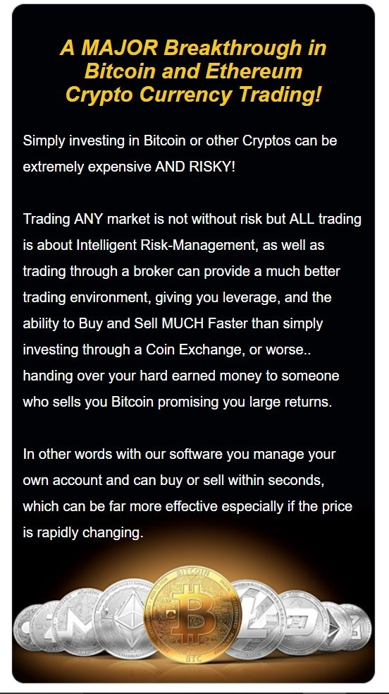 crytp trading machine