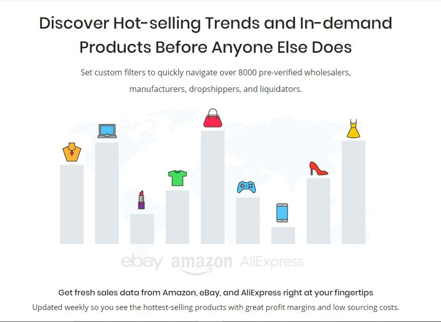 hot selling product trends