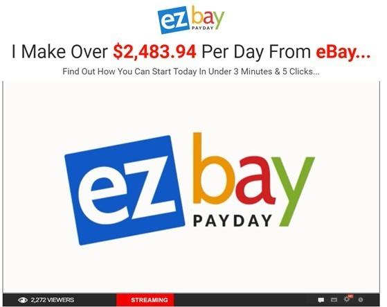 ez bay payday scam