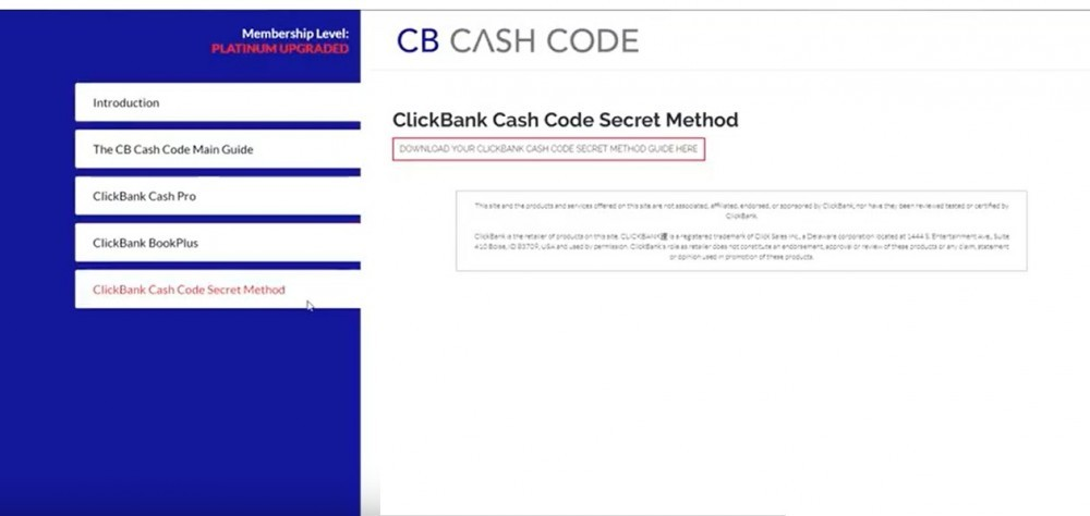 cb cash false