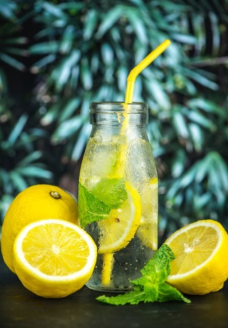 benefits of lemon detox